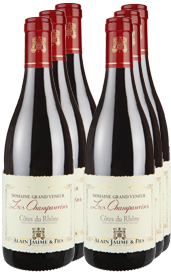 'Les Champauvins' 2016 BIO