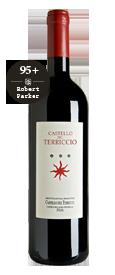 'Castello del Terriccio' Rosso 2006